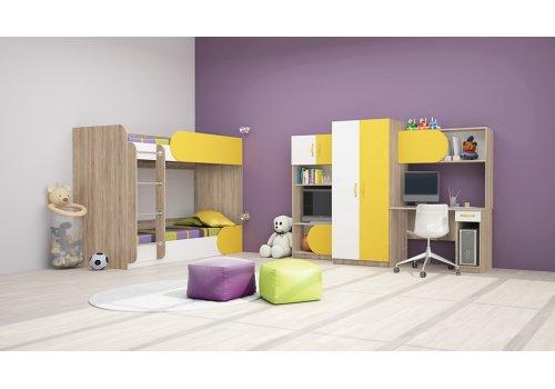 Детски комплект Рики - Детски спални комплекти
