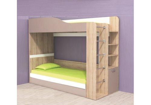 Двуетажно легло Крис М1 - Модули за детска Крис