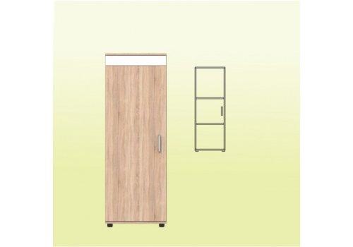 Висок шкаф Крис М10 - Модули за детска Крис