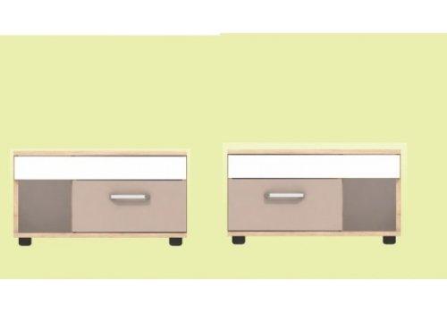 Нощно шкафче Крис М8 - Ляво отваряне - Модули за детска Крис