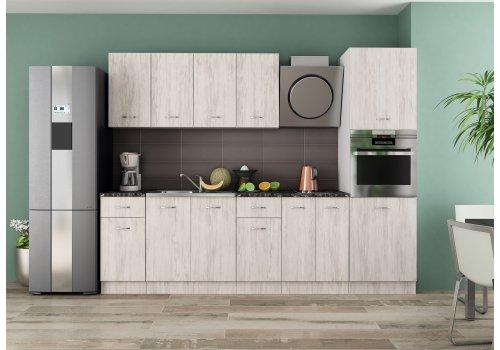 Кухненска конфигурация Хавана 20 - Дъб бланко - Кухненски комплекти