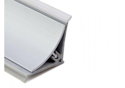 Алуминиева водобранна лайсна - 160см - Сравняване на продукти