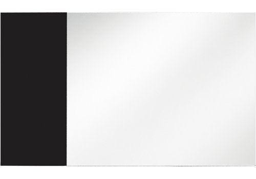 Огледало Кастел - Черен гланц - Спалня
