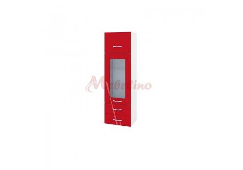 Mодул БЧ - 101 шкаф с повдигаща витрина и две чекмеджета - Сравняване на продукти