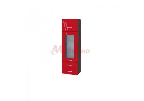 Mодул ВЧ - 101 шкаф с повдигаща витрина и две чекмеджета - Сравняване на продукти