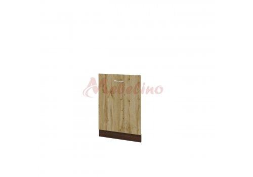 Долен модул ВДД 39 врата за вградена съдомиялна - Мебели-Ирим
