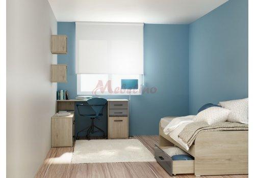 Детско обзавеждане Сити 5020 - Детски спални комплекти