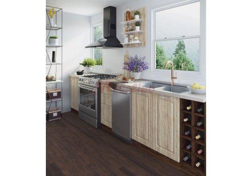 Модулна кухня Сити 894 с МДФ лице и цял термоплот - Кухненски комплекти