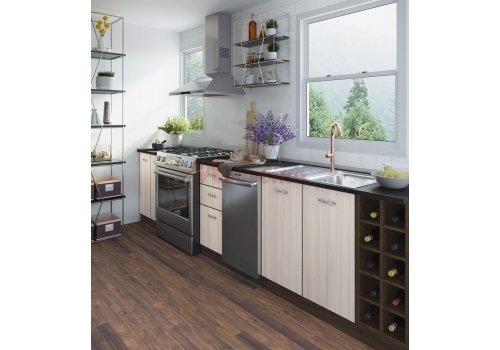 Модулна кухня Сити 922 с цели термоплотове - Кухненски комплекти