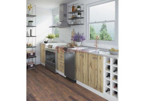 Модулна кухня Сити 923 с цели термоплотове - Кухненски комплекти