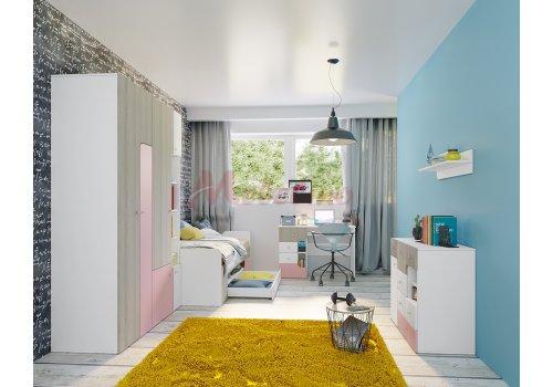 Детско обзавеждане Modern Rosse - Детски спални комплекти