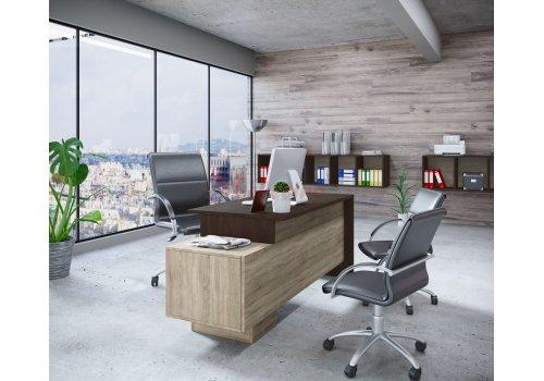 Офис обзавеждане Сити 9031 - Пълно офис обзавеждане