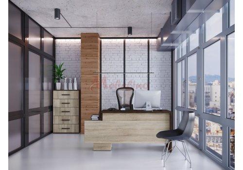 Офис обзавеждане Сити 9032 - Пълно офис обзавеждане