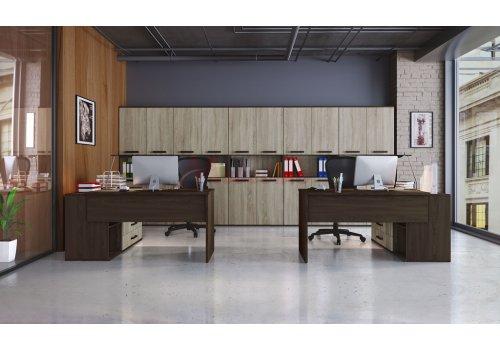 Офис обзавеждане Сити 9033 - Пълно офис обзавеждане