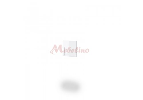 Врата за надстройка Dress - Бял гланц - Мебели-Ирим