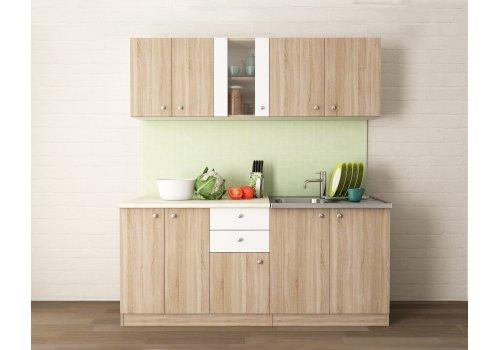 Кухненски комплект Мареа 1 180см. с вкл. Термоплот - Кухненски комплекти