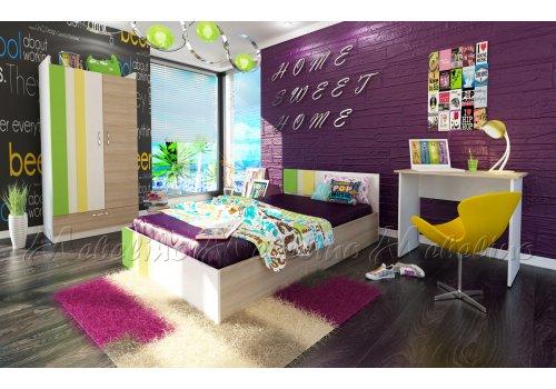 Детско обзавеждане Марио  - Детски спални комплекти