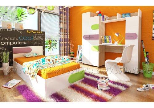 Детско обзавеждане Скай - Детски спални комплекти