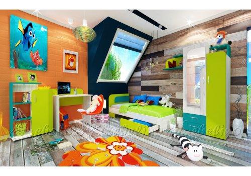 Детско обзавеждане Немо - Детски спални комплекти