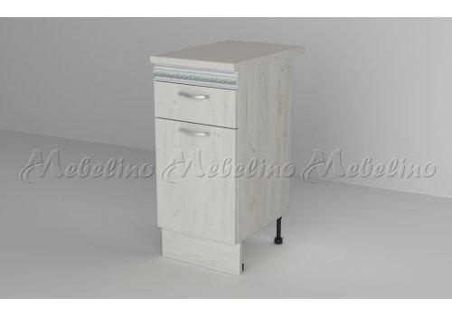РАЗПРОДАЖБА - Долен шкаф с врата и чекмедже Д4  - Разпродажба