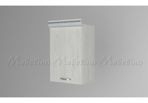 РАЗПРОДАЖБА - Горен шкаф с врата и рафт Г4  - Разпродажба