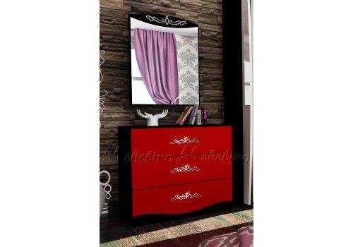 Скрин с огледало Кармен - Скринове