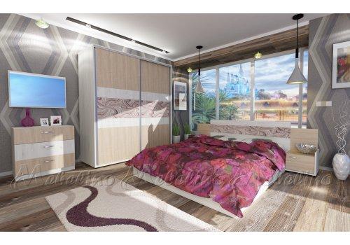 Спален комплект Адоре с ВКЛЮЧЕН МАТРАК - Спални комплекти с матраци